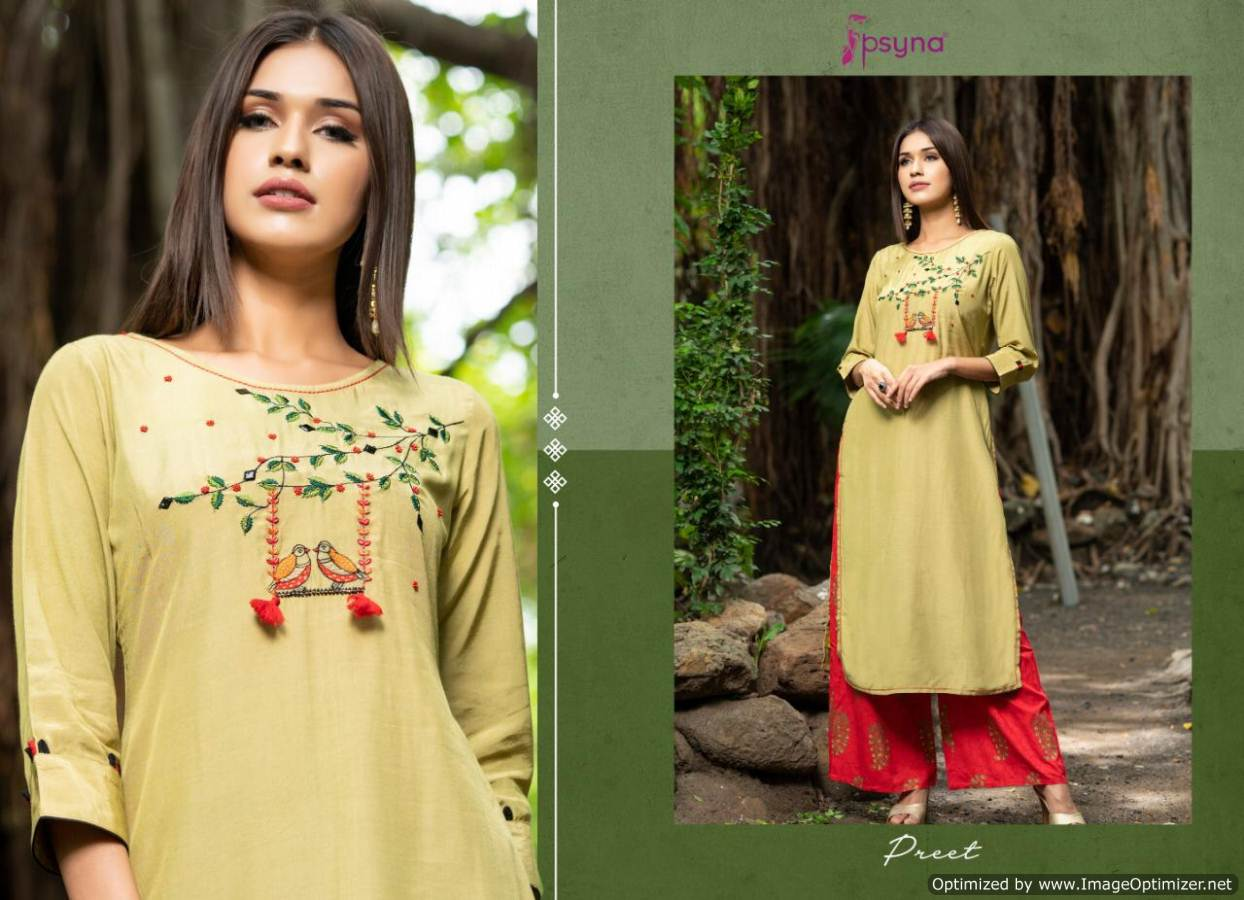 Psyna Preet Premium collection 6