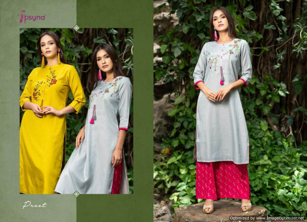 Psyna Preet Premium collection 3