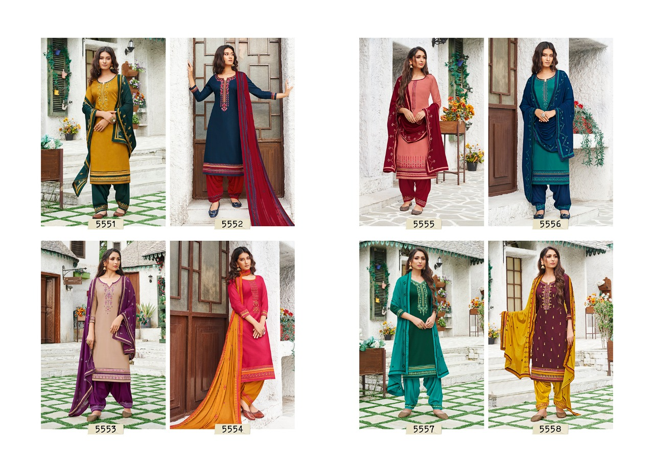 Kessi Patiala House Vol 77 collection 4