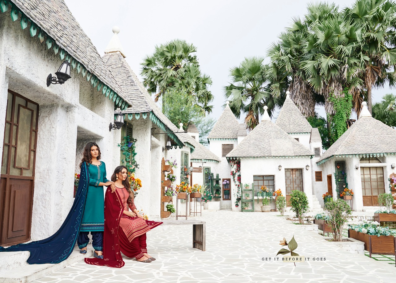 Kessi Patiala House Vol 77 collection 9