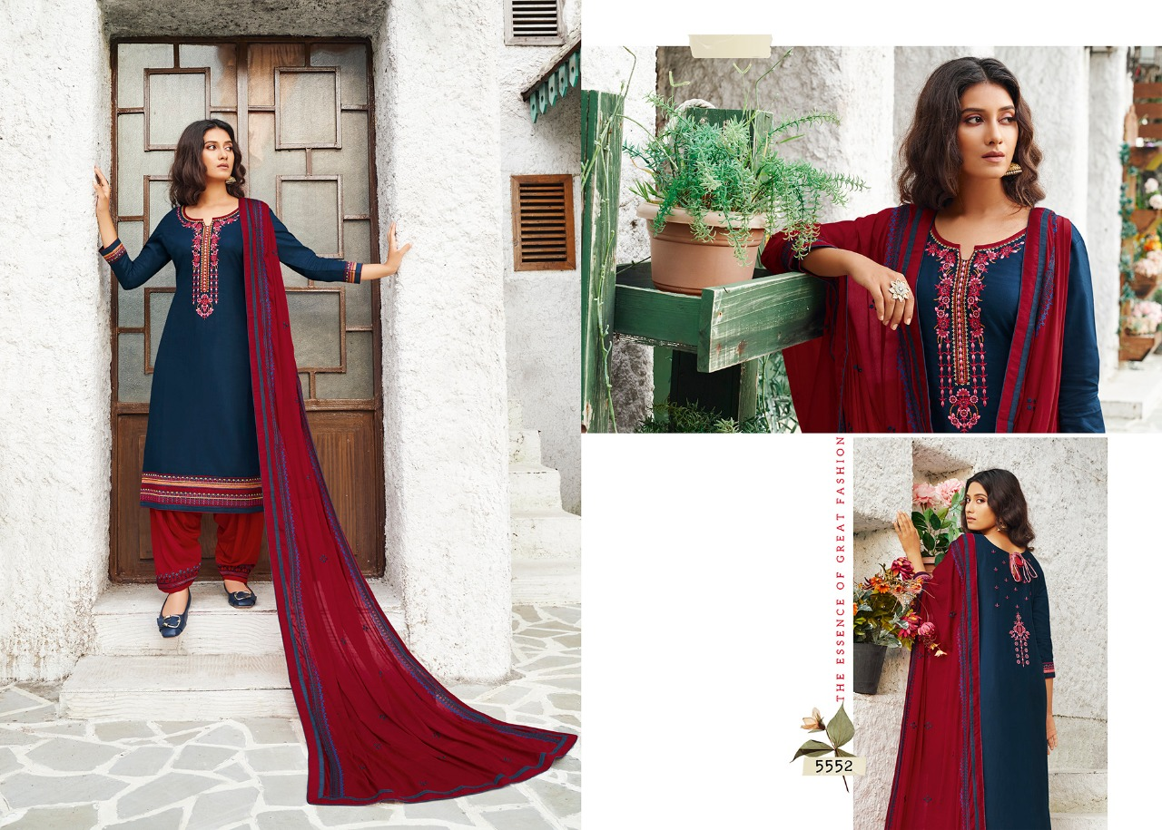 Kessi Patiala House Vol 77 collection 10