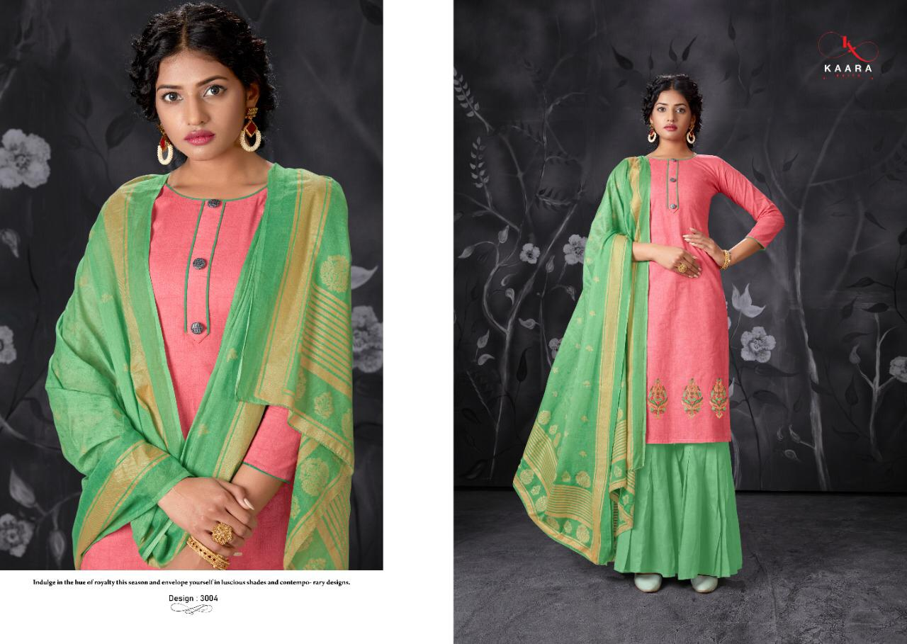 Kaara suits Ghunghat Vol 3 collection 4