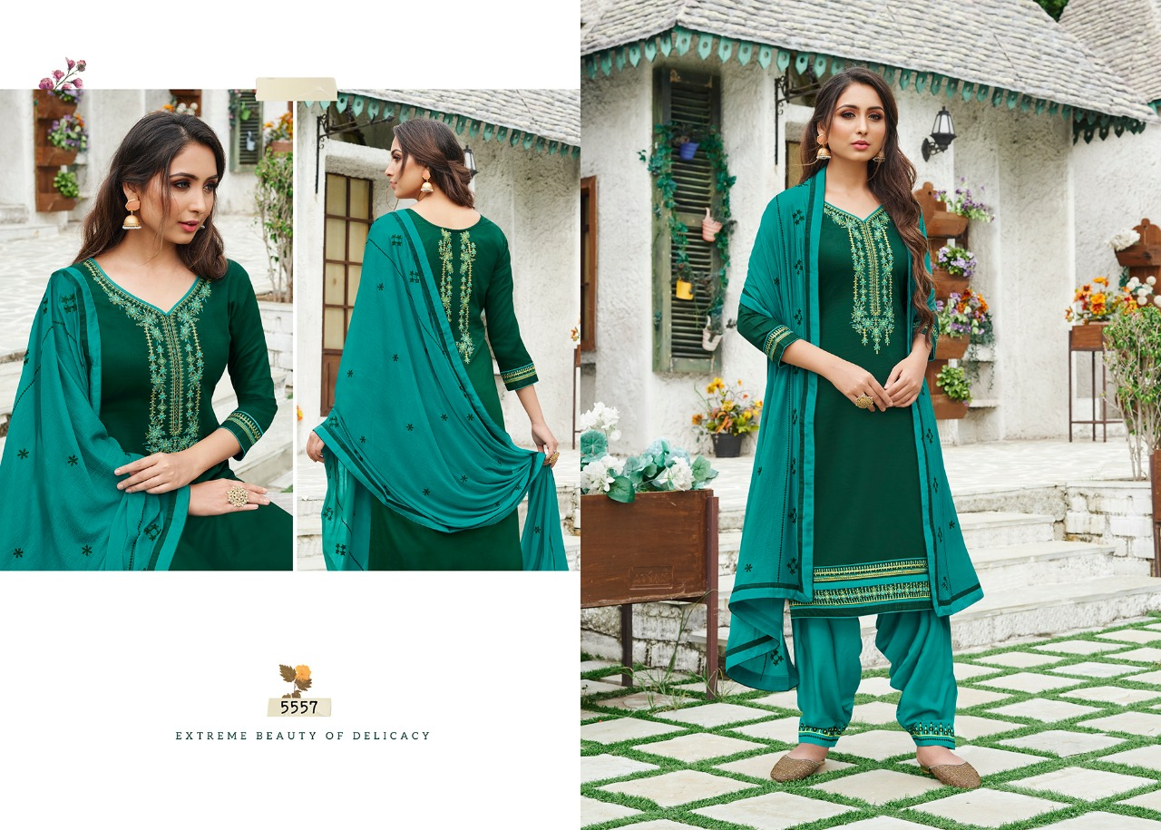 Kessi Patiala House Vol 77 collection 3
