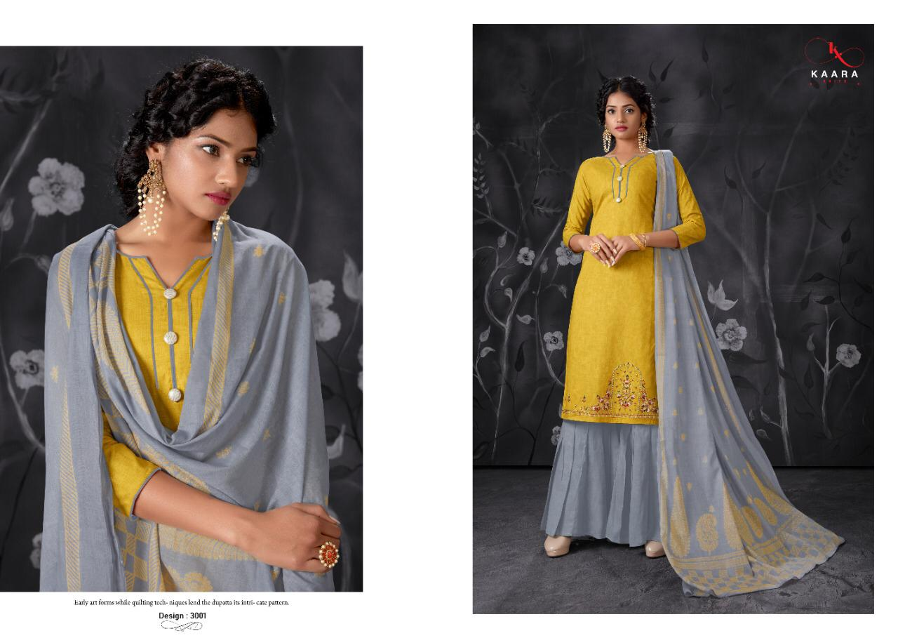 Kaara suits Ghunghat Vol 3 collection 1