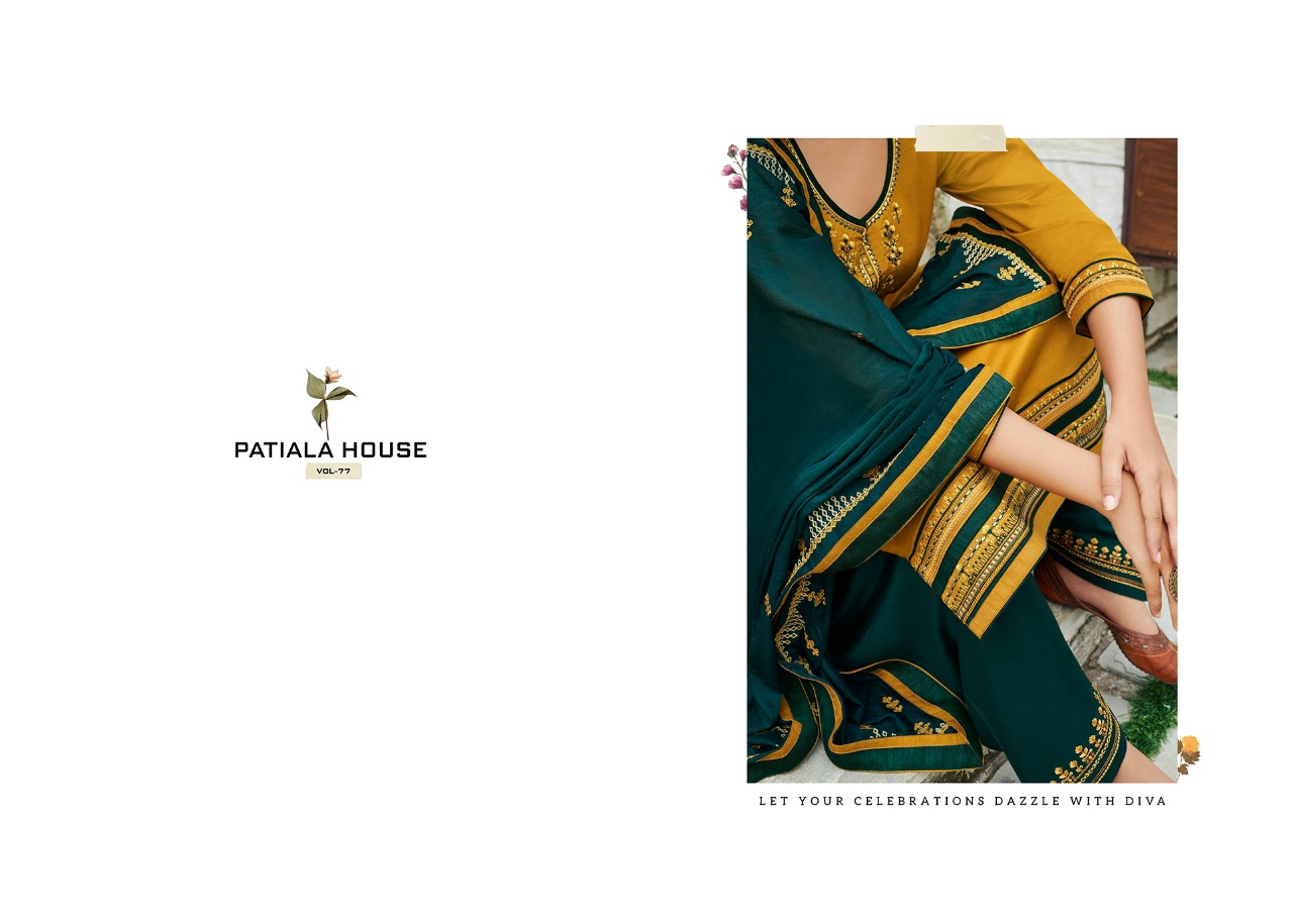 Kessi Patiala House Vol 77 collection 7