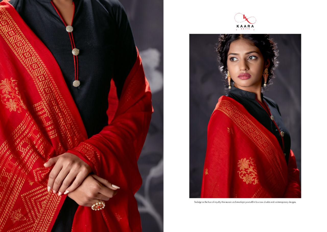 Kaara suits Ghunghat Vol 3 collection 8