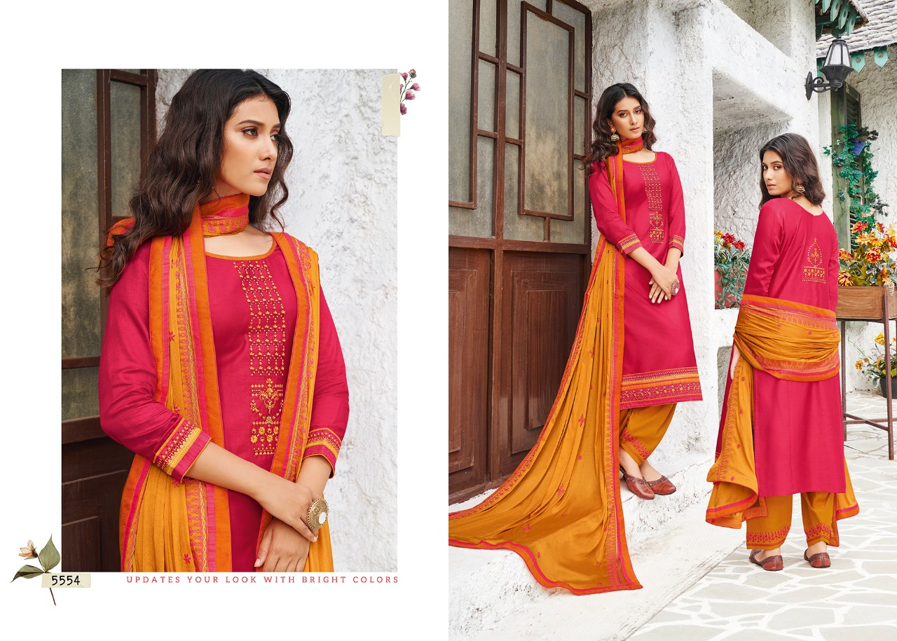 Kessi Patiala House Vol 77 collection 12