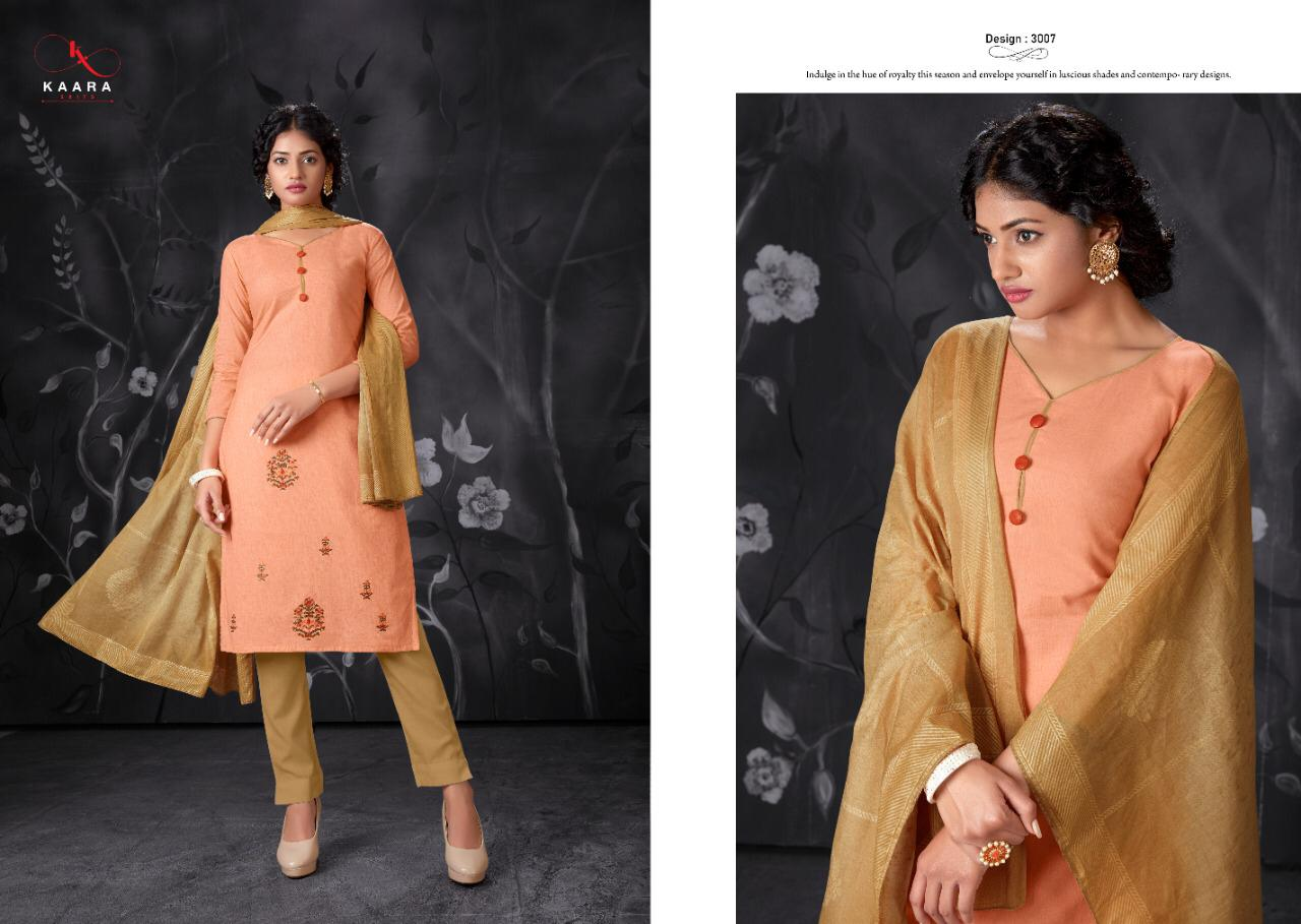 Kaara suits Ghunghat Vol 3 collection 6