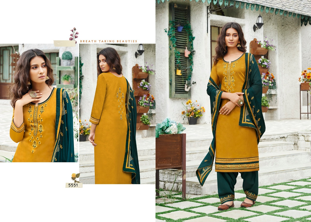 Kessi Patiala House Vol 77 collection 5