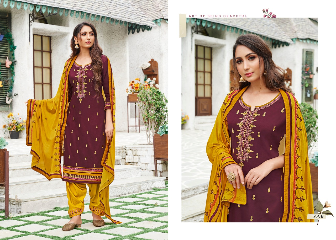 Kessi Patiala House Vol 77 collection 11