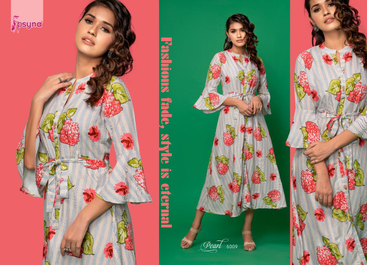 Psyna Pearl 6 collection 5
