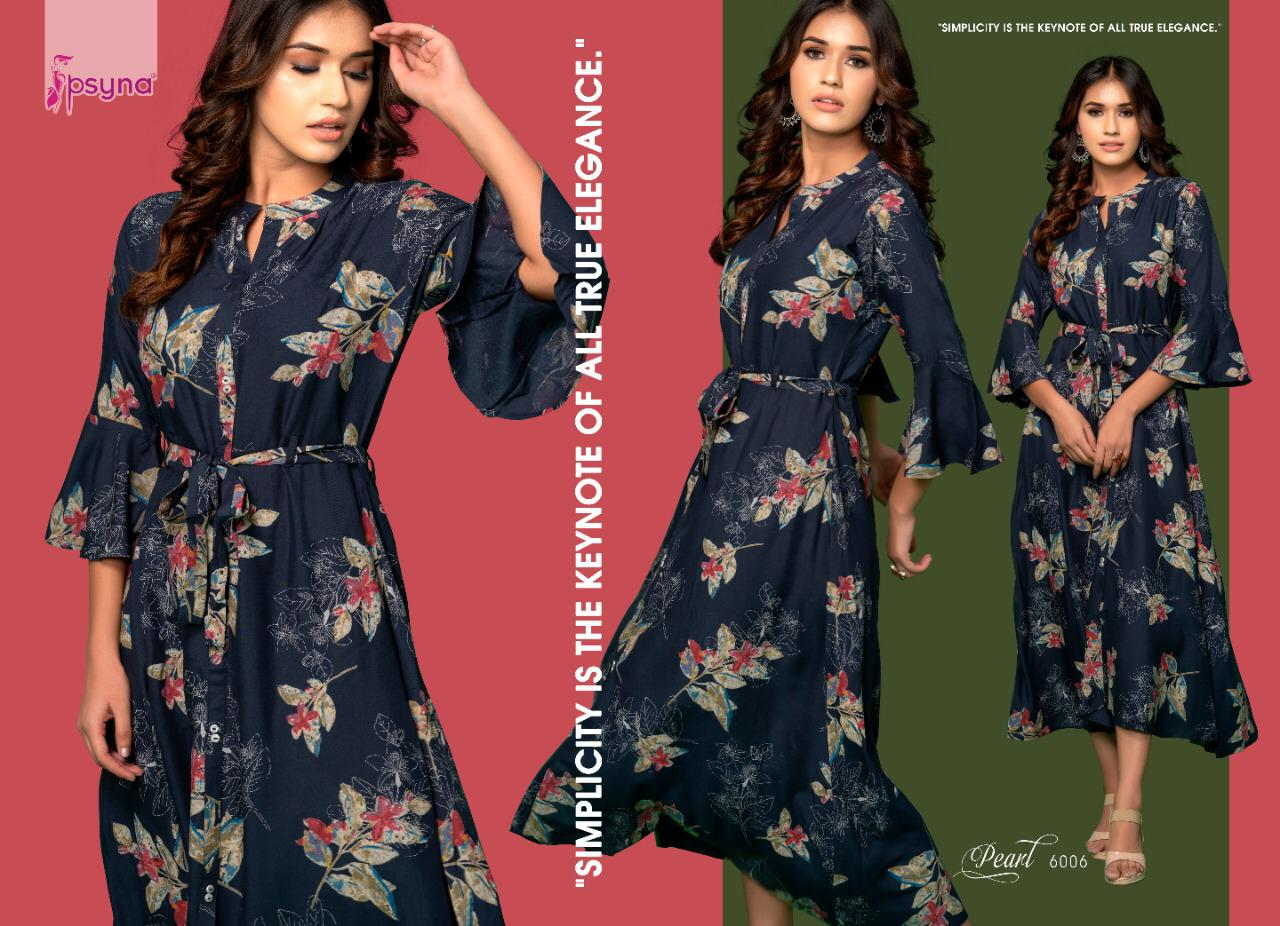 Psyna Pearl 6 collection 12