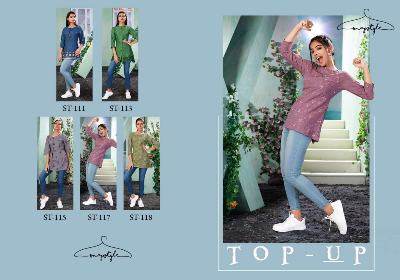 Snapstyle Top Up collection 7