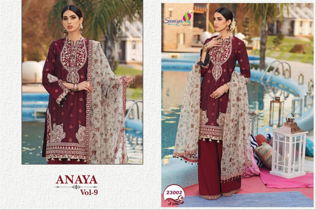 Saniya Anaya 9 collection 3