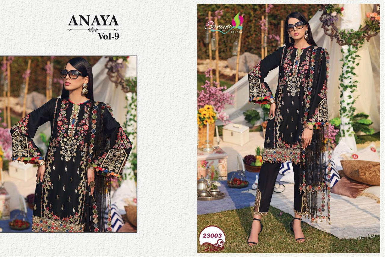 Saniya Anaya 9 collection 1
