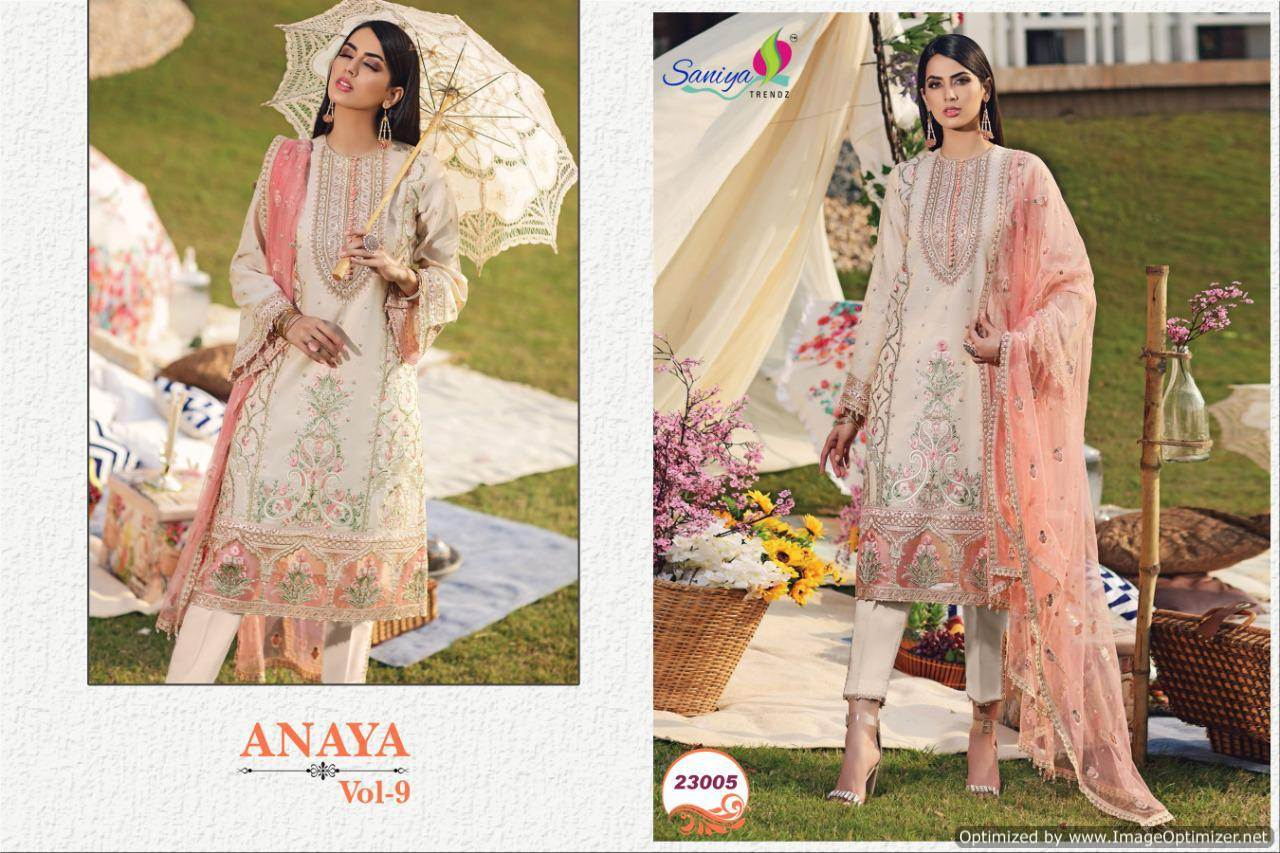 Saniya Anaya 9 collection 4