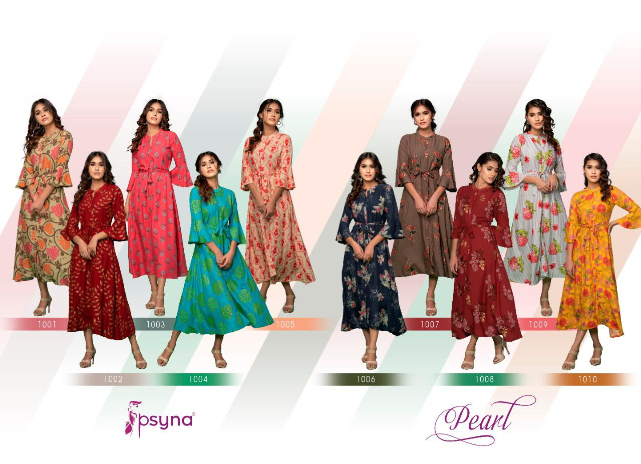 Psyna Pearl 6 collection 1