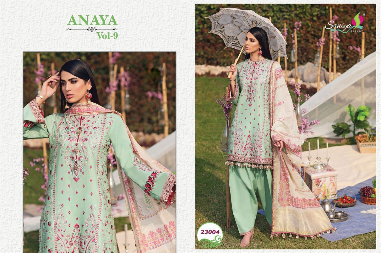Saniya Anaya 9 collection 2