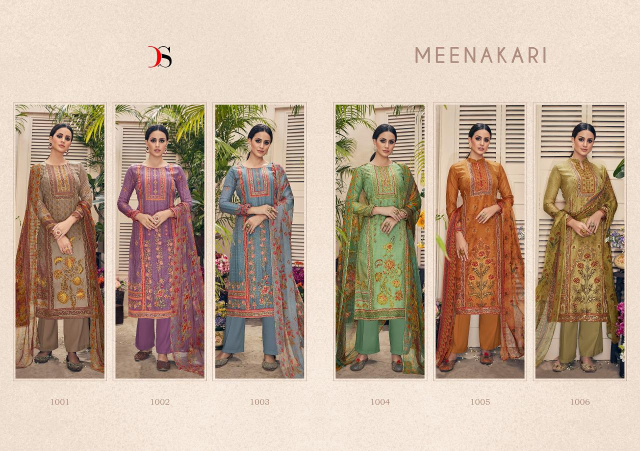Deepsy Meenakari collection 12