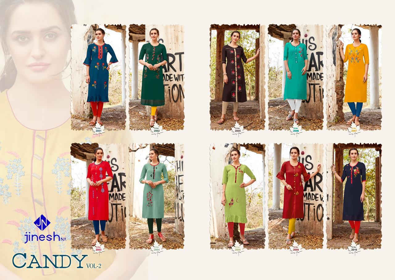 Jinesh Nx Candy Vol 14 collection 9