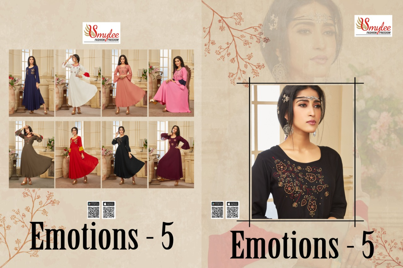 Emotions Vol 5 collection 2