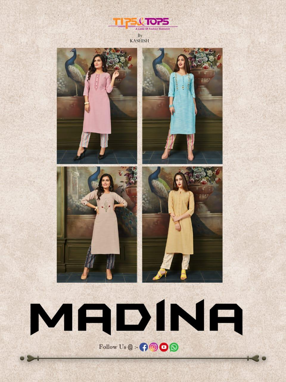 Tips&Tops Madina collection 3