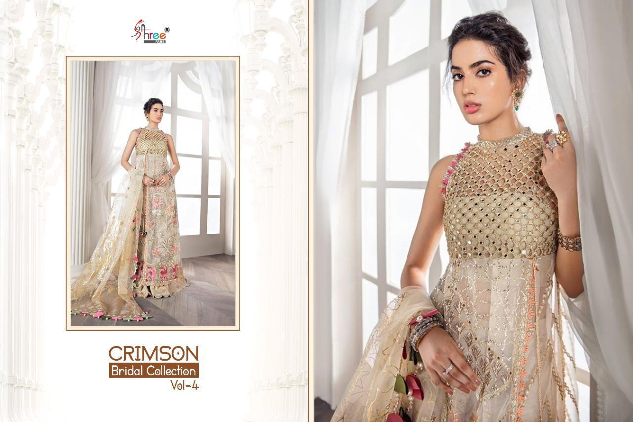 Shree Crimson Bridal Collection 4 collection 4