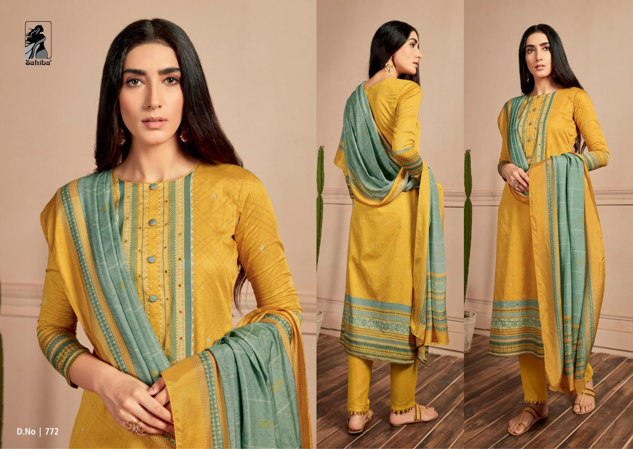 Shwet By Sahiba collection 9