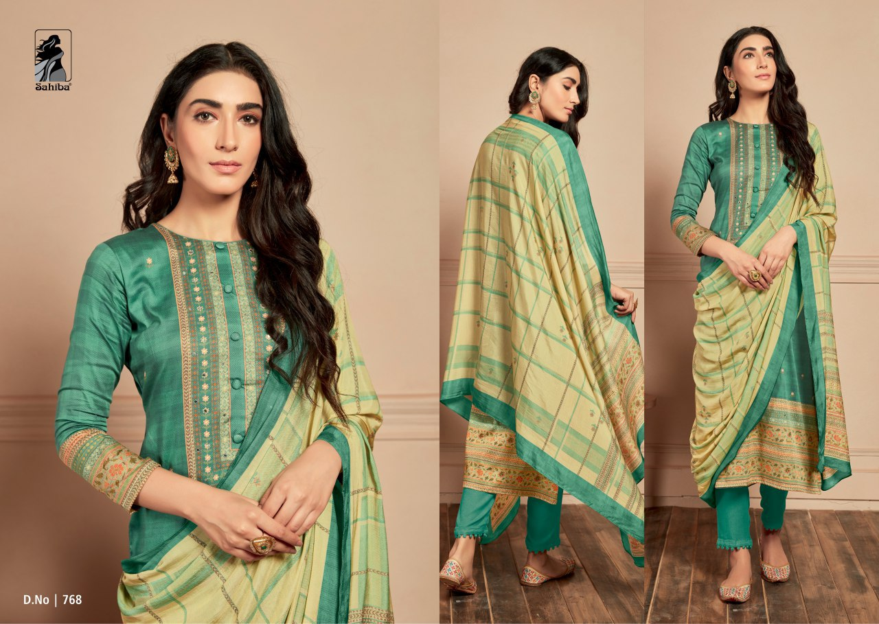 Shwet By Sahiba collection 11