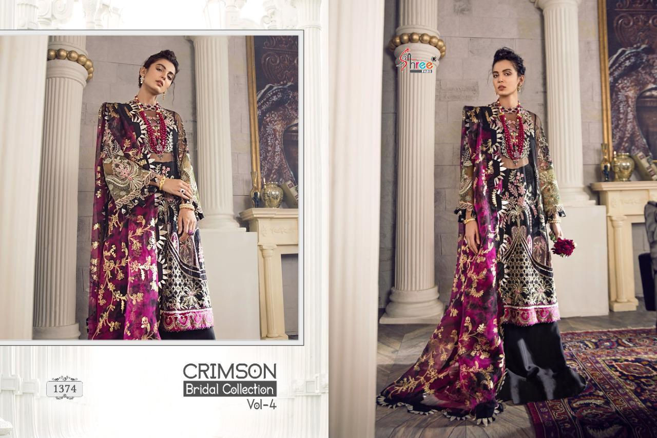 Shree Crimson Bridal Collection 4 collection 5