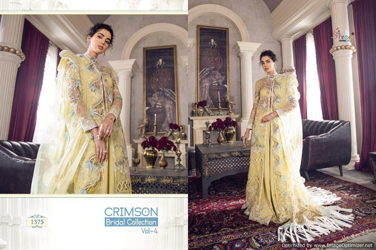Shree Crimson Bridal Collection 4 collection 1