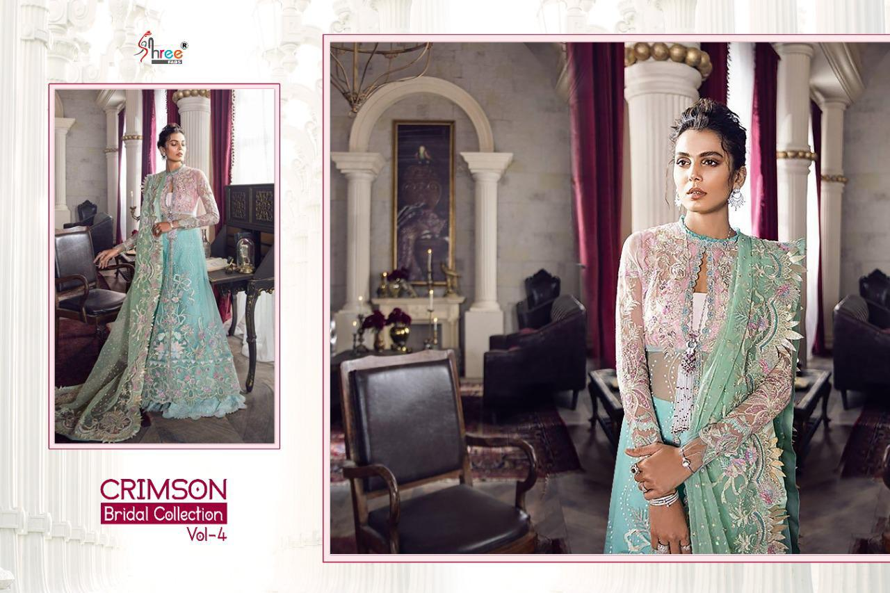 Shree Crimson Bridal Collection 4 collection 3