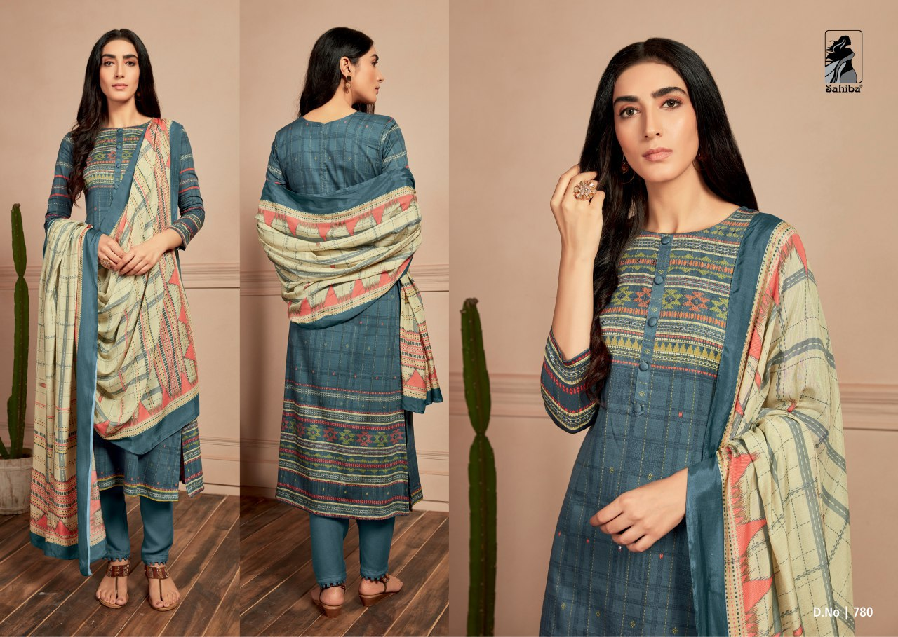 Shwet By Sahiba collection 8