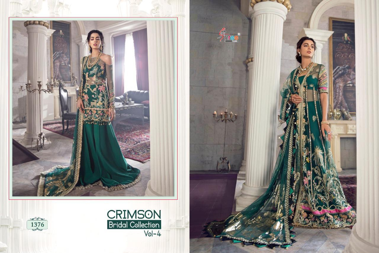 Shree Crimson Bridal Collection 4 collection 9