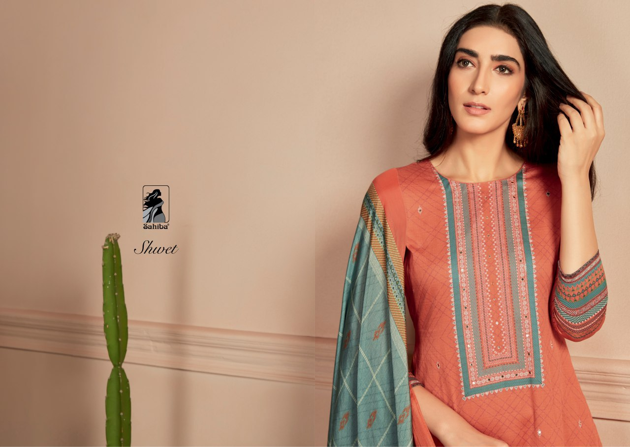 Shwet By Sahiba collection 2