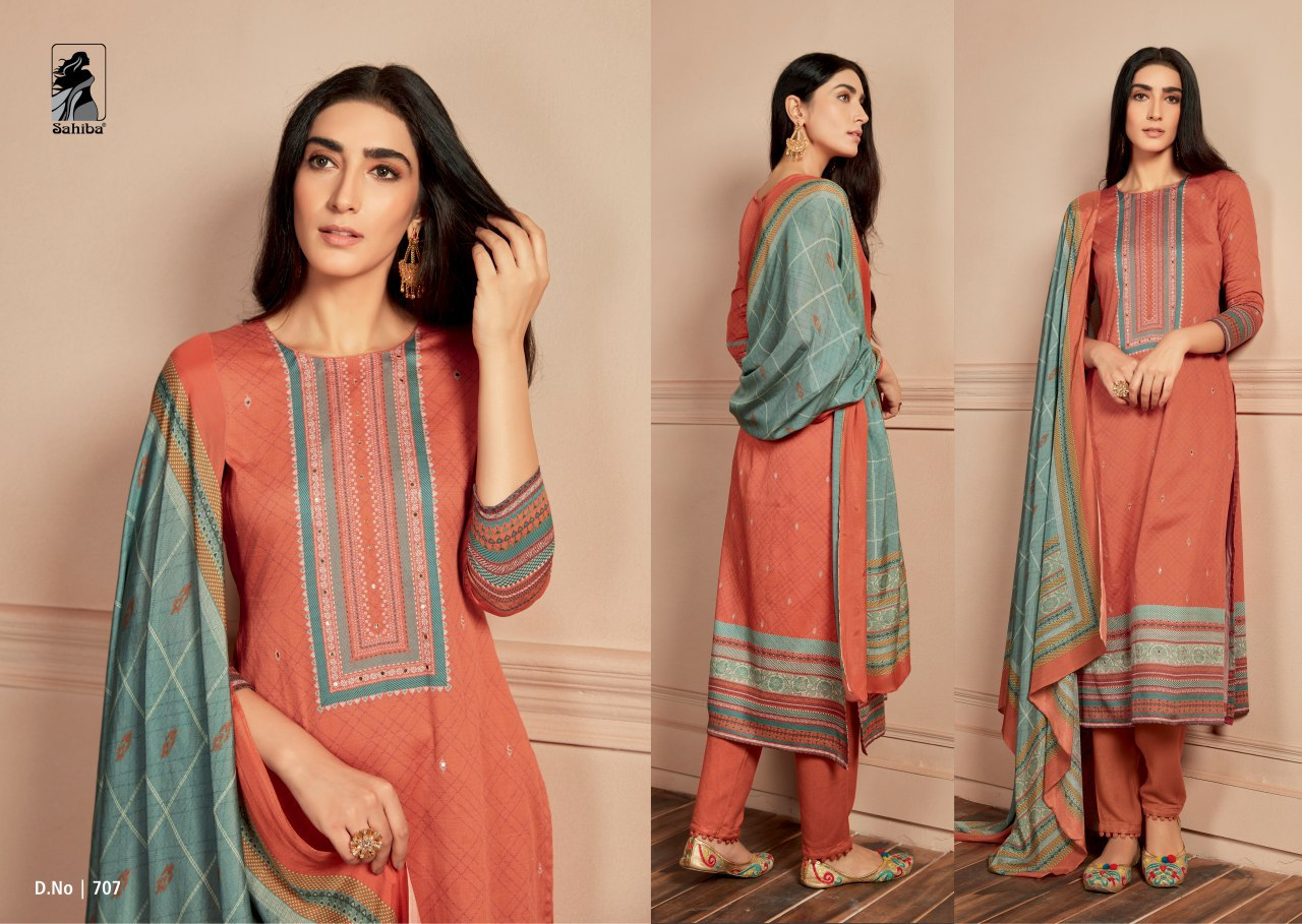 Shwet By Sahiba collection 4