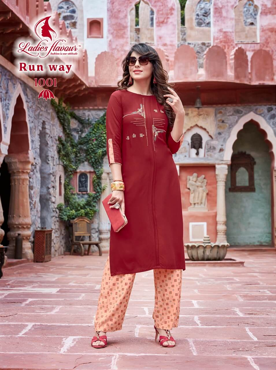 Ladies Flavour Runwey collection 3
