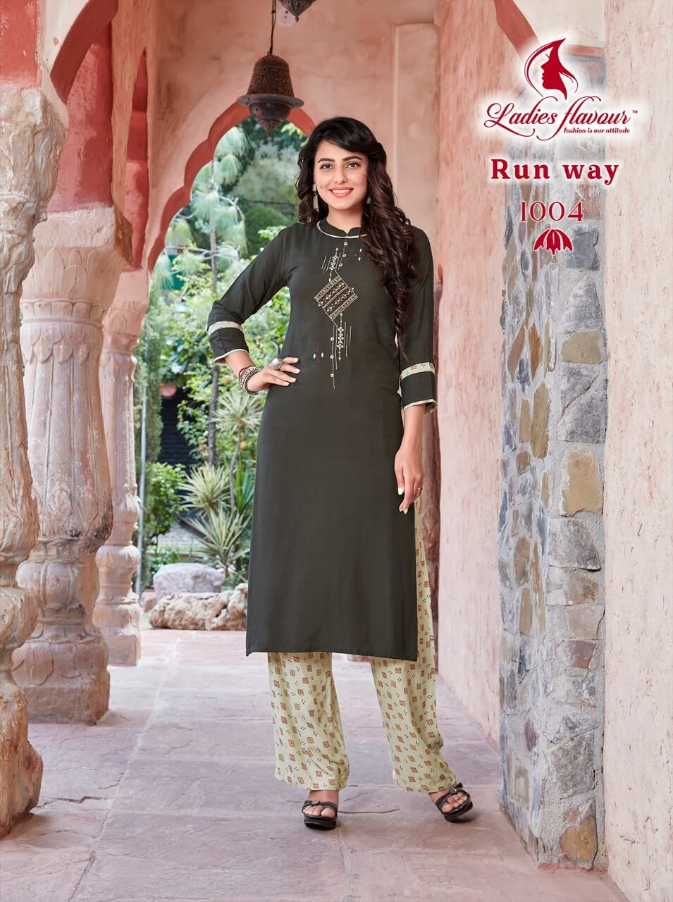 Ladies Flavour Runwey collection 6