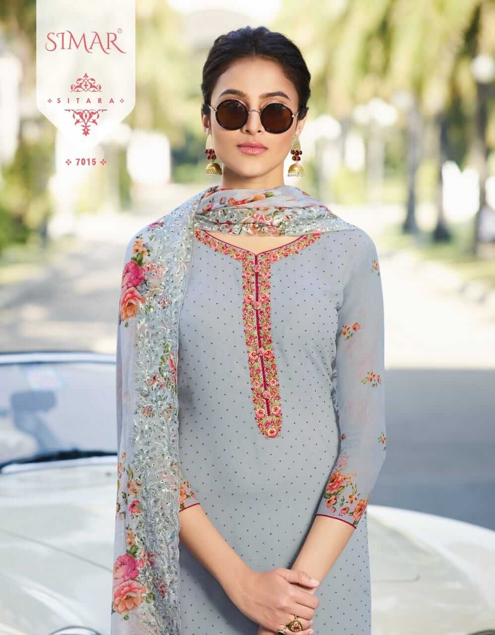 Saira Simar By Glossy collection 18