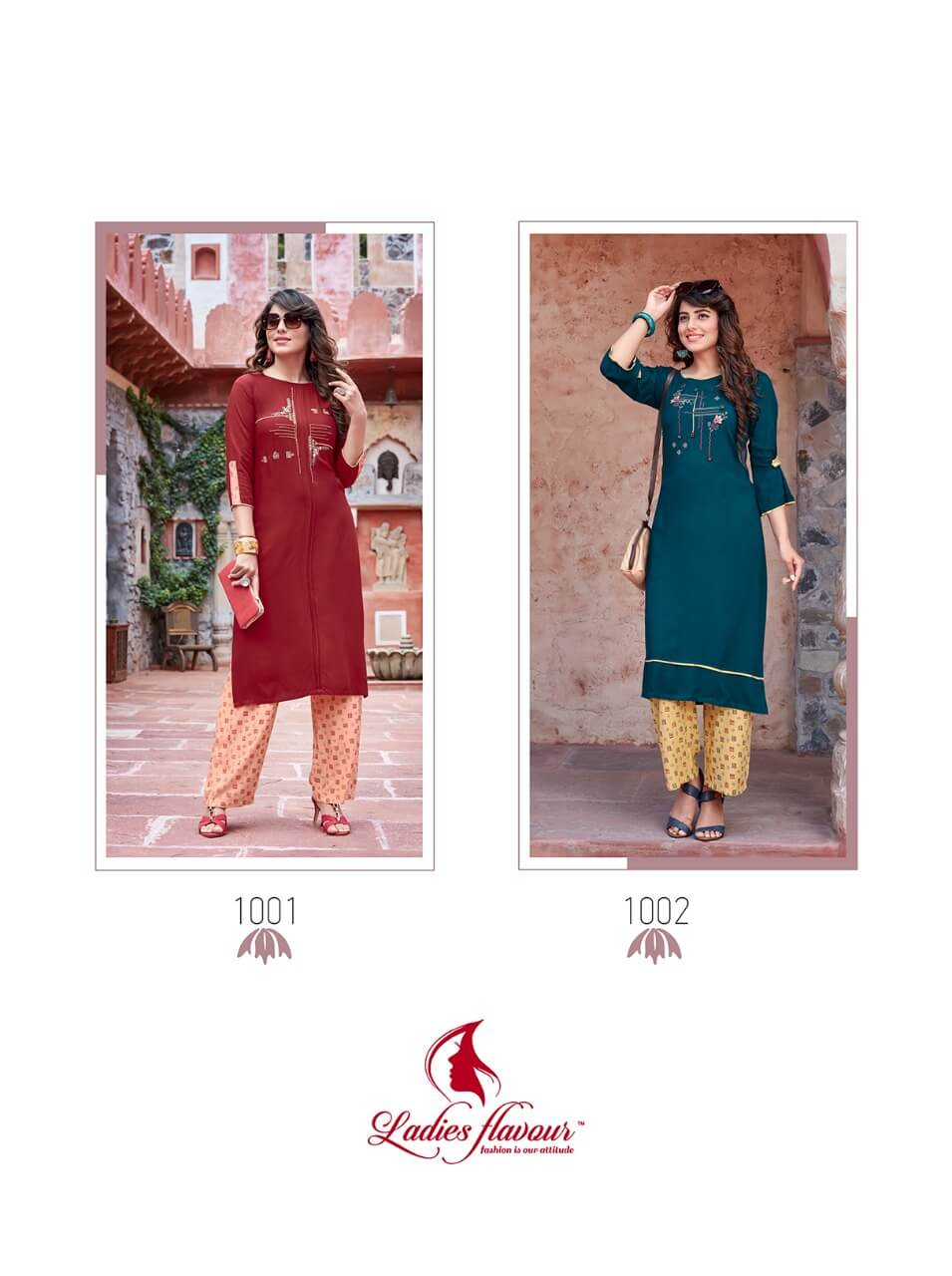 Ladies Flavour Runwey collection 5