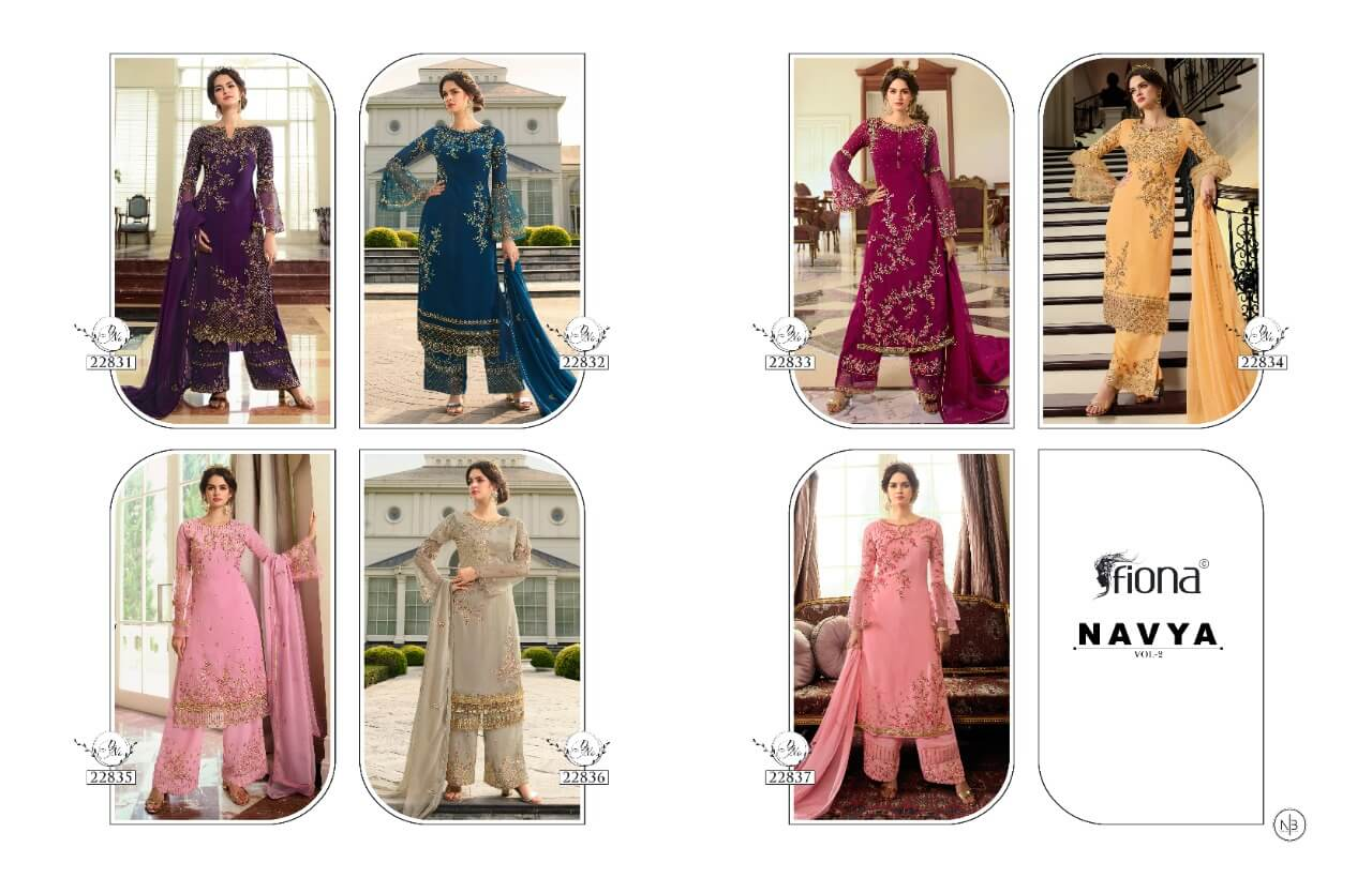 Fiona Navya Vol 2 collection 1