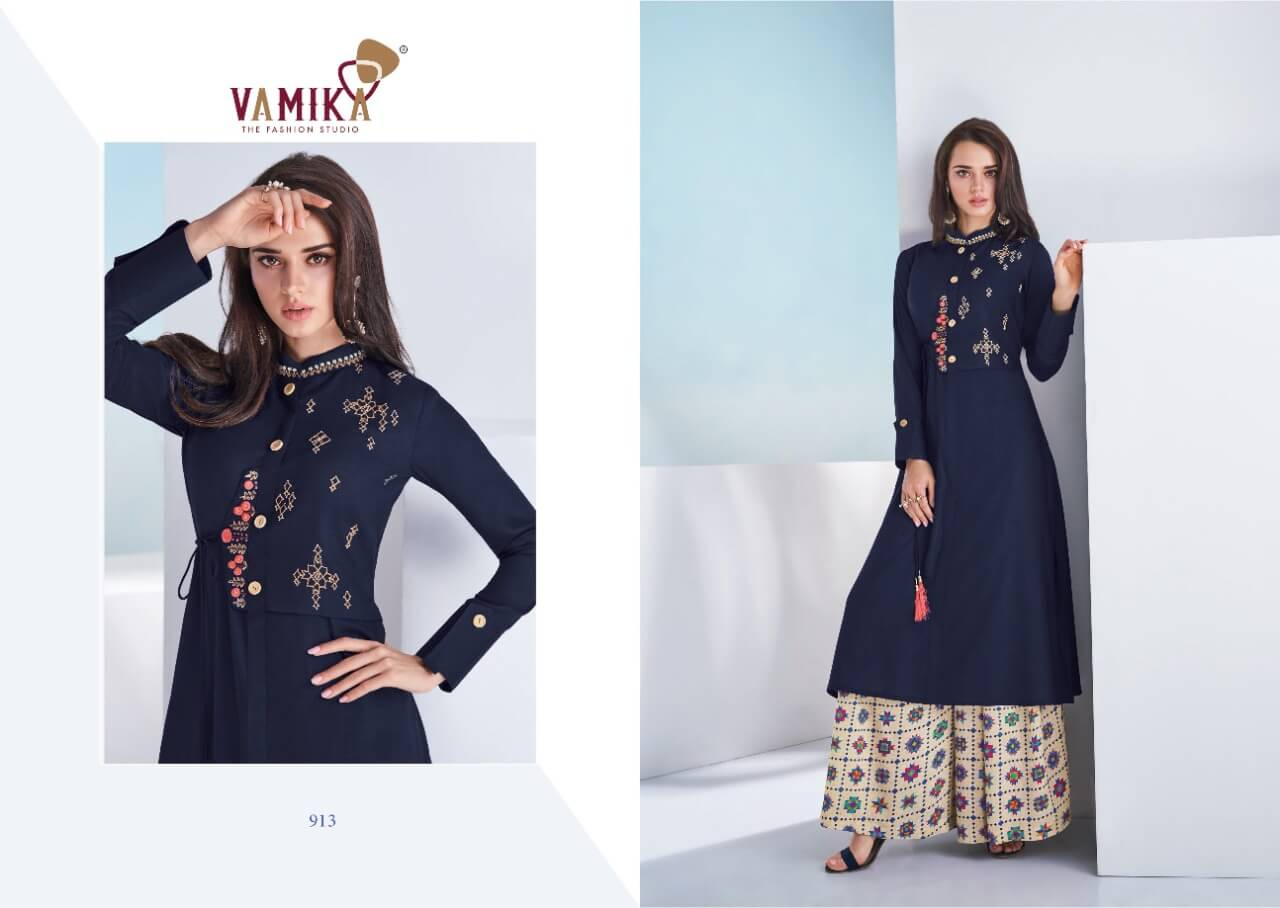 Vamika Plazzo Vol 3 collection 8
