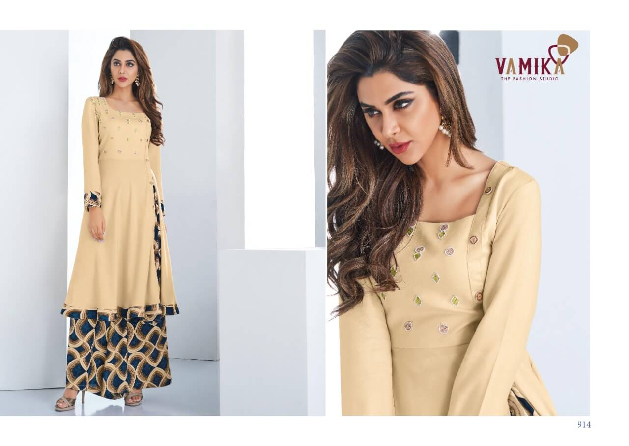 Vamika Plazzo Vol 3 collection 4
