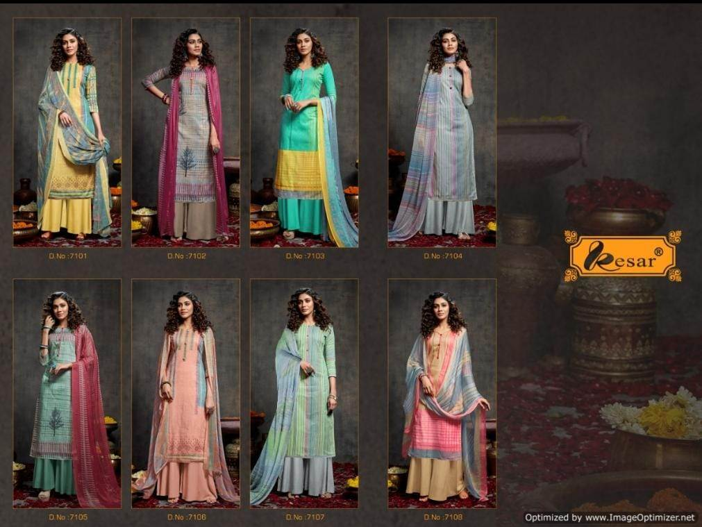 Kesar Paris collection 9