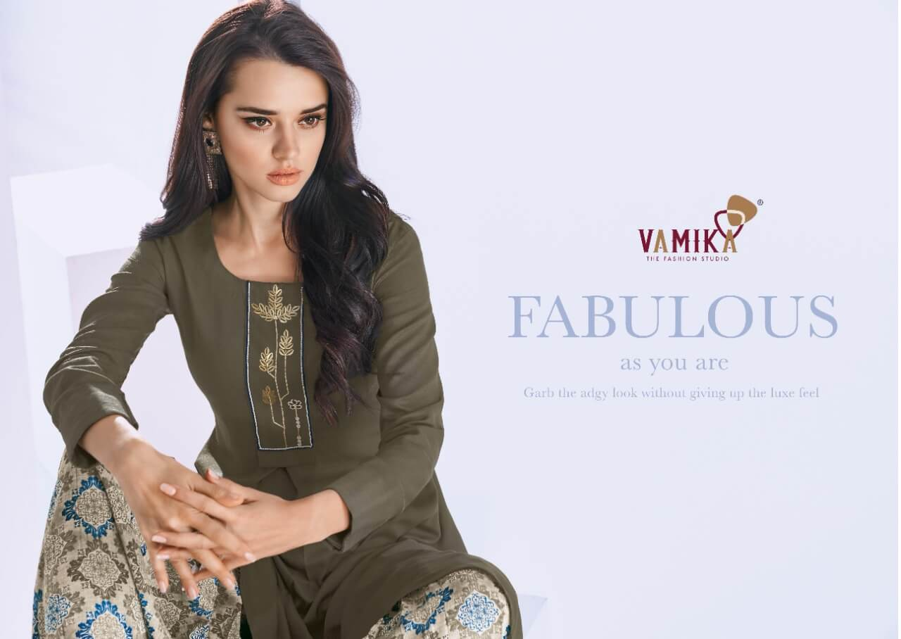 Vamika Plazzo Vol 3 collection 11