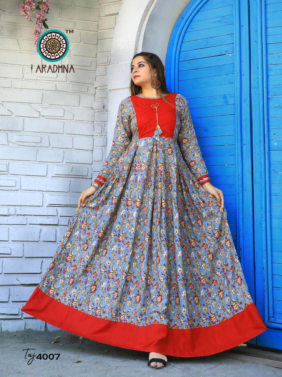 Aradhna Taj Vol 4 collection 5