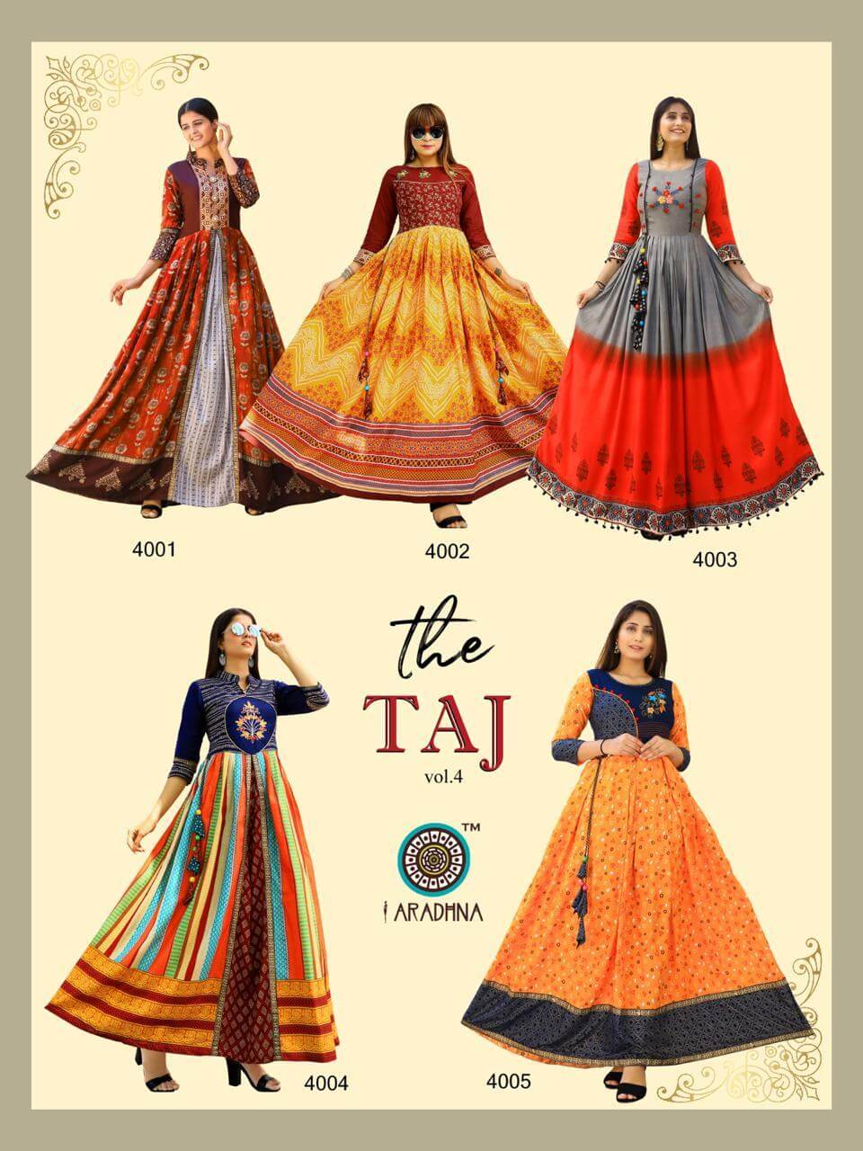 Aradhna Taj Vol 4 collection 11