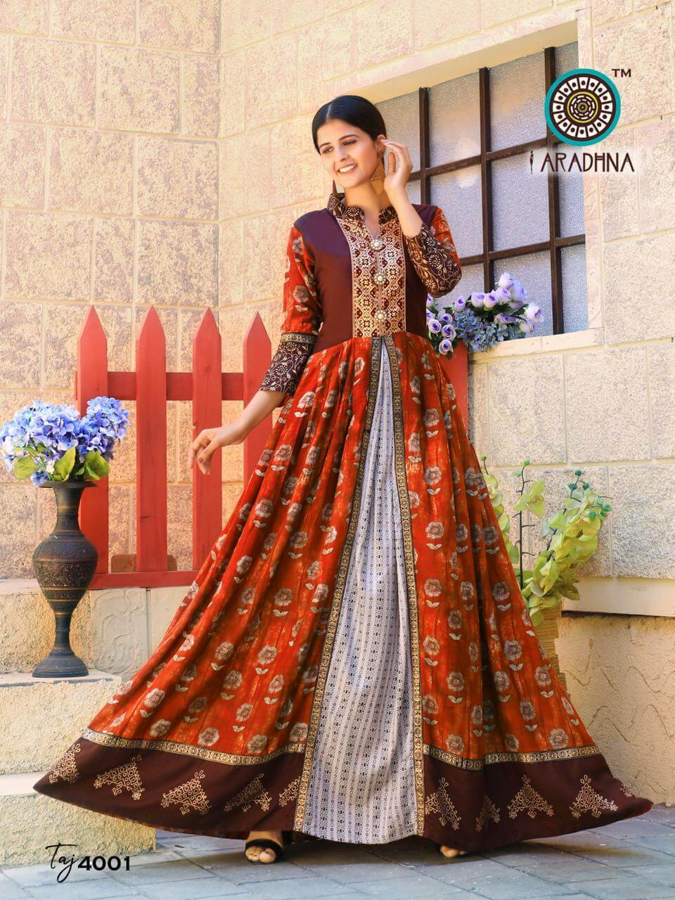 Aradhna Taj Vol 4 collection 1