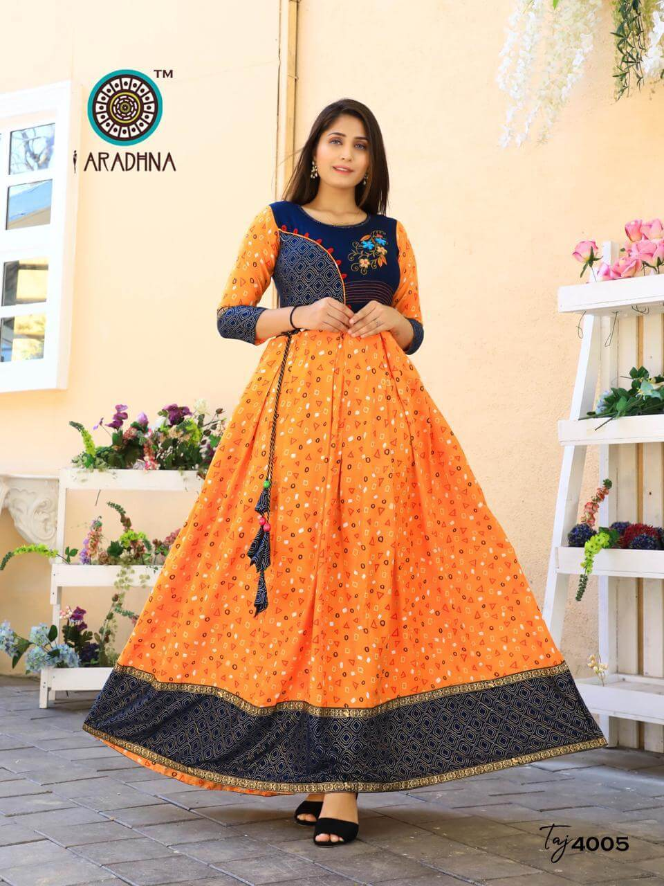 Aradhna Taj Vol 4 collection 6
