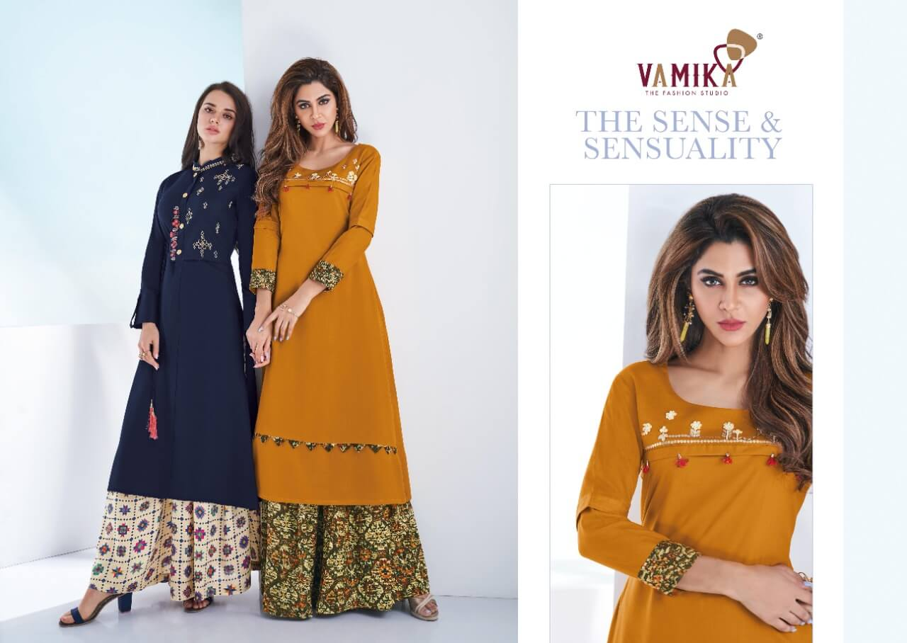 Vamika Plazzo Vol 3 collection 6